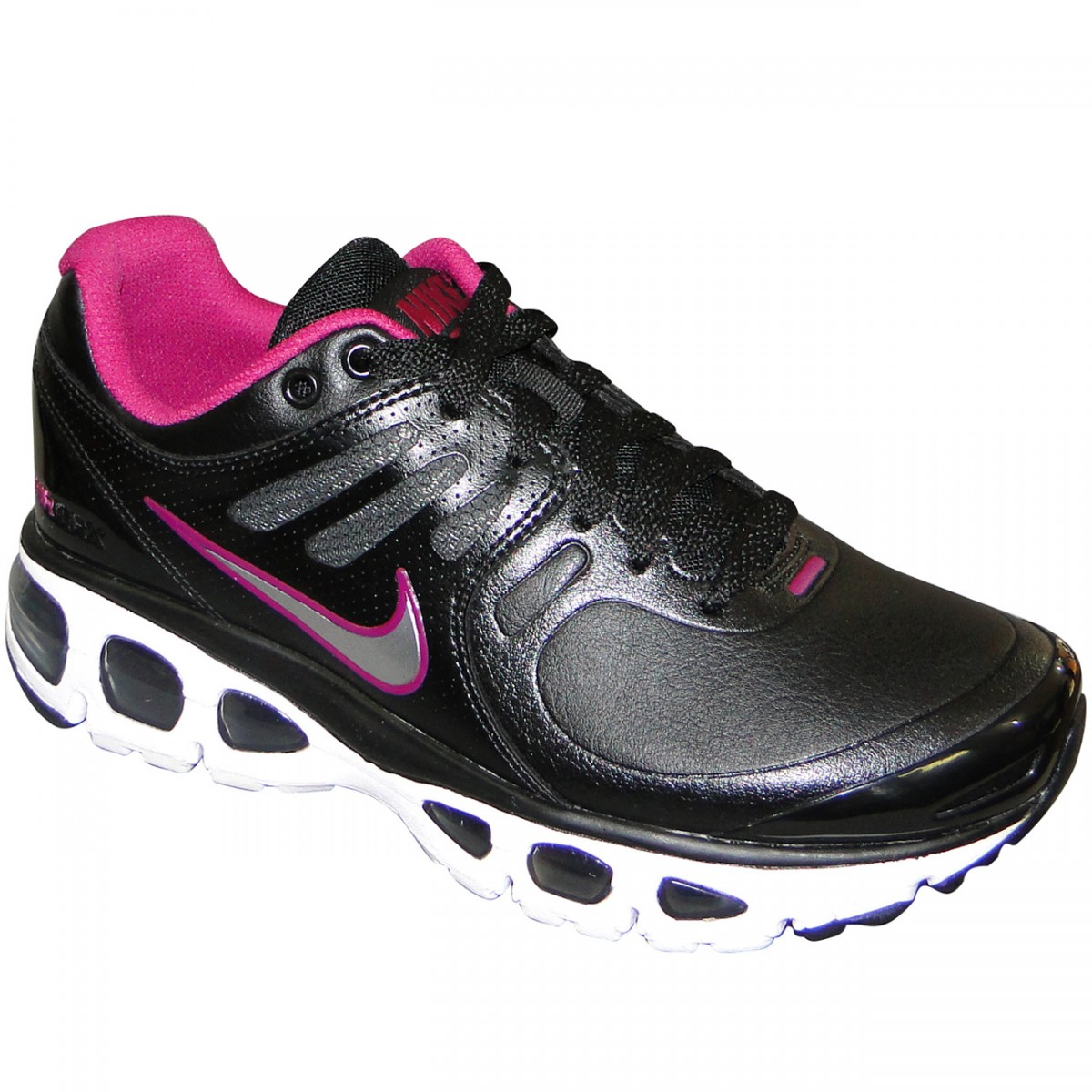 purchase cheap 0cf38 87c66 TENIS NIKE AIR MAX TAILWIND 2010 526327-001 - PRETO PRATA UVA - Chuteira  Nike, Adidas. Sandalias Femininas. Sandy Calçados