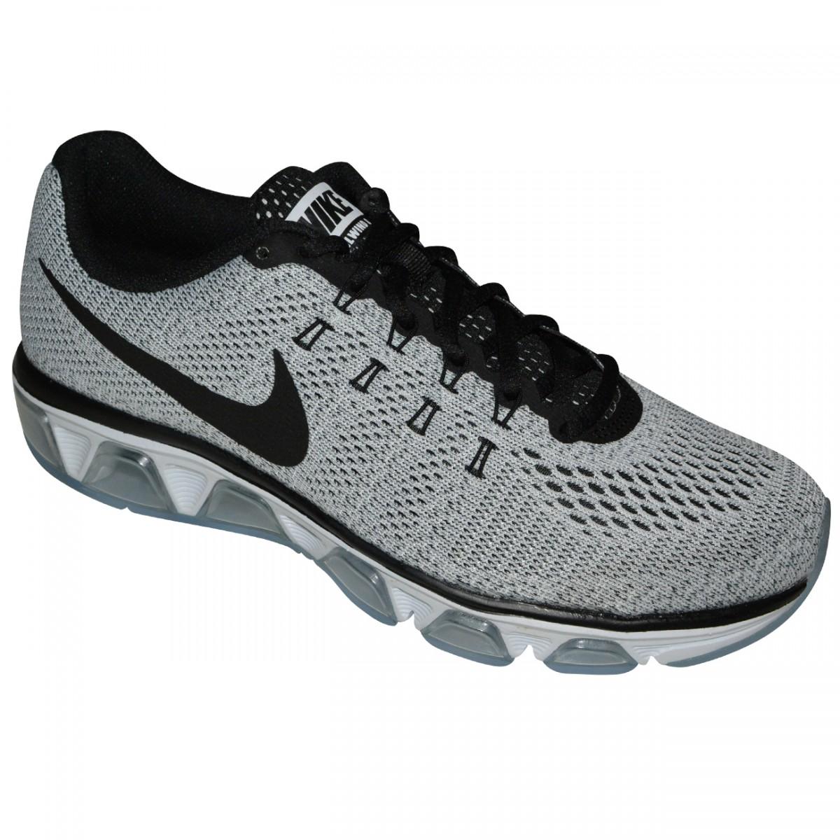 42da860e4 Tenis Nike Air Max Tailwind 8 805941 101 - Mescla Preto - Chuteira Nike