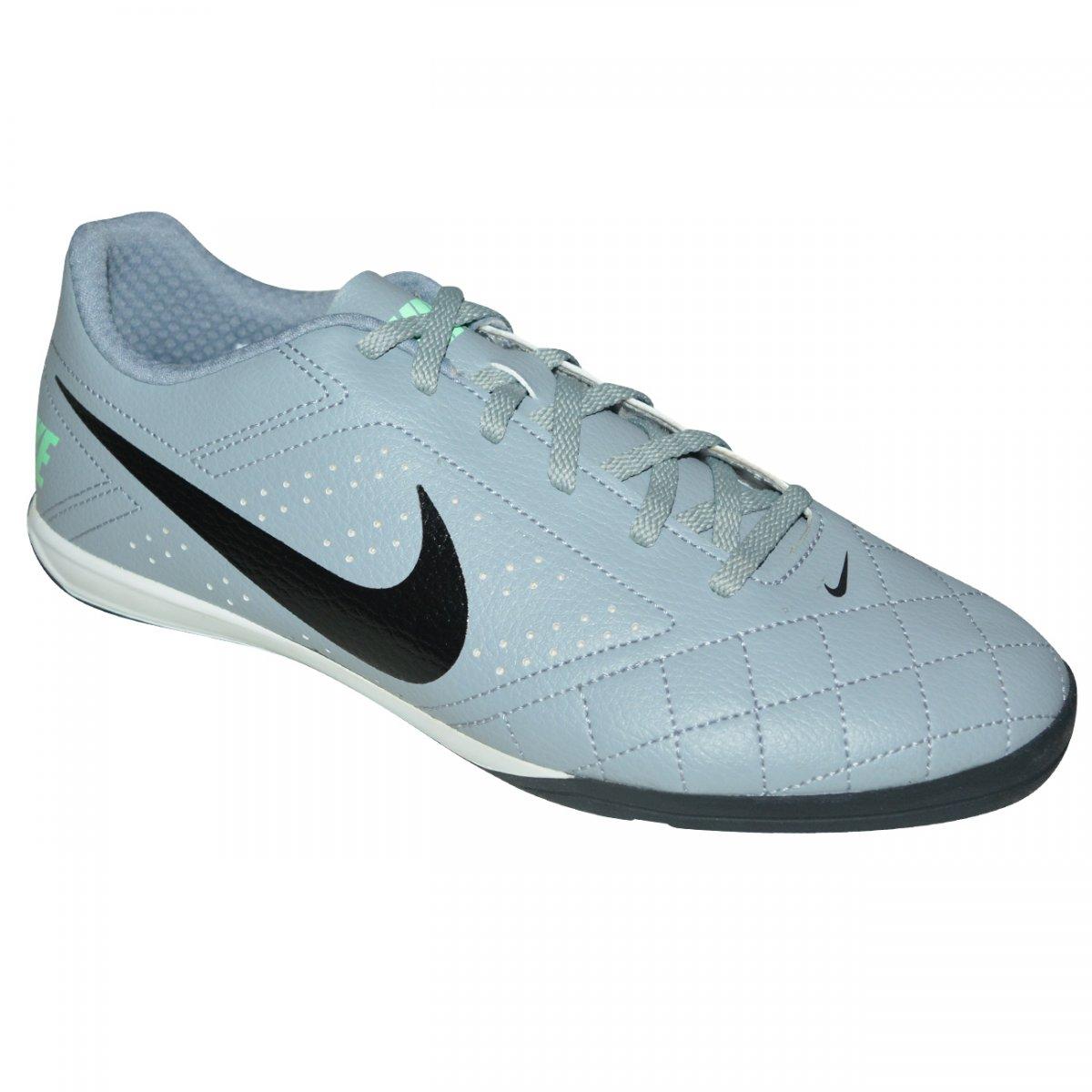 0b6414c192 Tenis Nike Beco 2 646433 030 - Grafite preto - Chuteira Nike