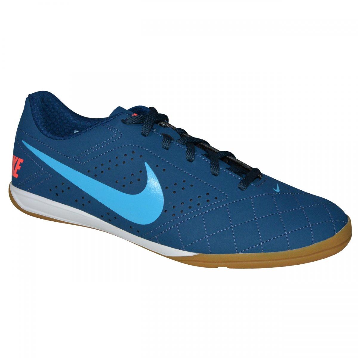 9e866ad9d3 Tenis Nike Beco 2 646433 402 - Marinho azul - Chuteira Nike