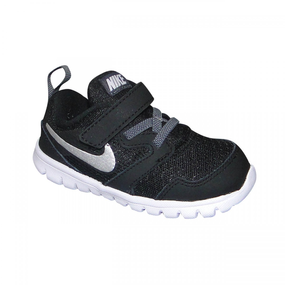 c625830e44b8f Tenis Nike Experience 3 Infantil 653703 001 - Preto/Branco - Chuteira Nike,  Adidas. Sandalias Femininas. Sandy Calçados
