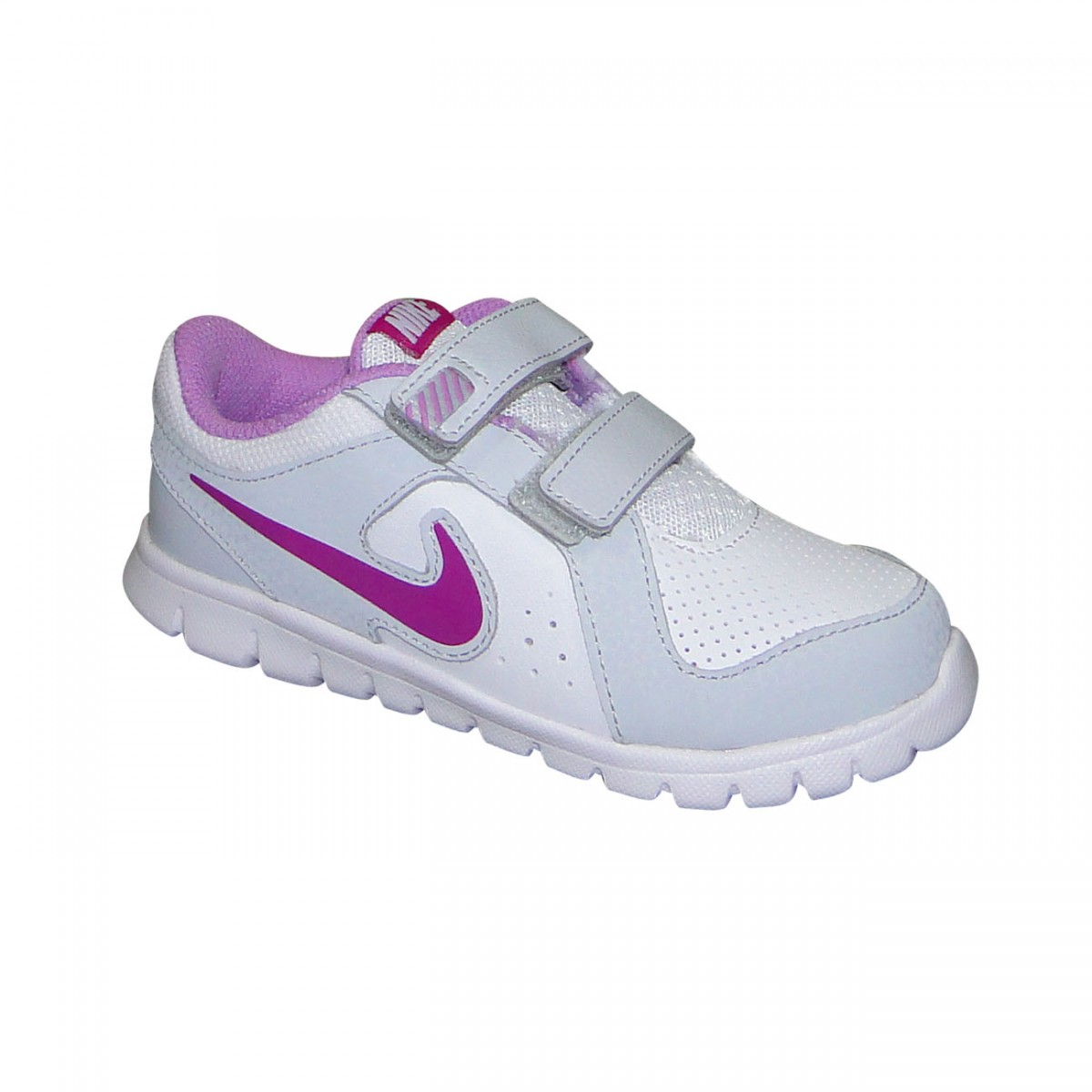 36e0a5cc528 Tenis Nike Flex Experience Ltr Infantil 631467-103 - GELO UVA - Chuteira  Nike