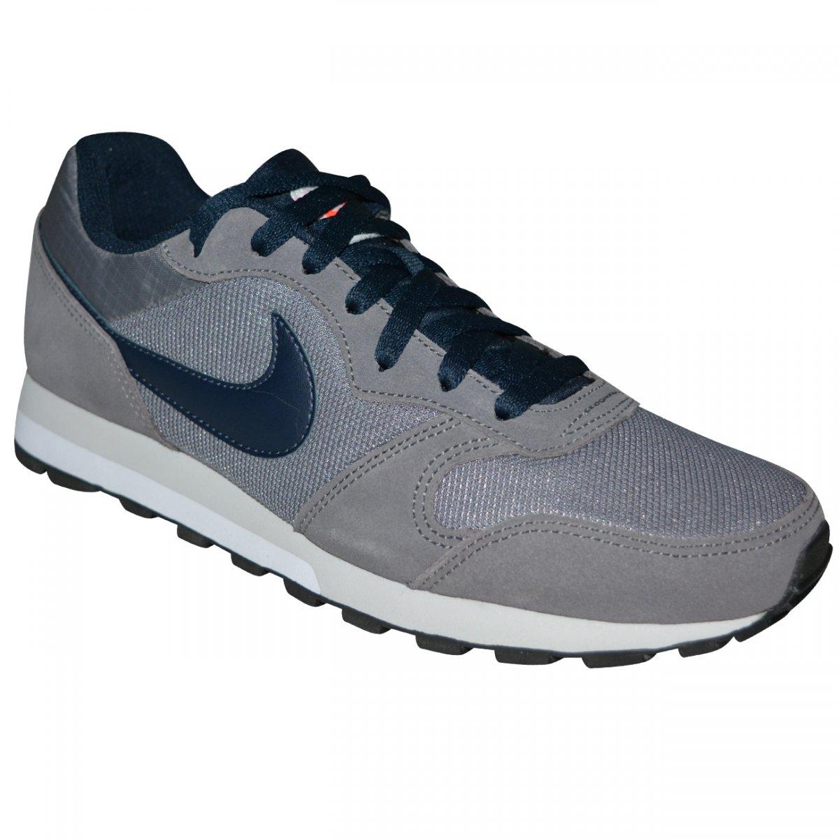 41a890973 Tenis Nike MD Runner 2 749794 007 - Grafite marinho - Chuteira Nike ...