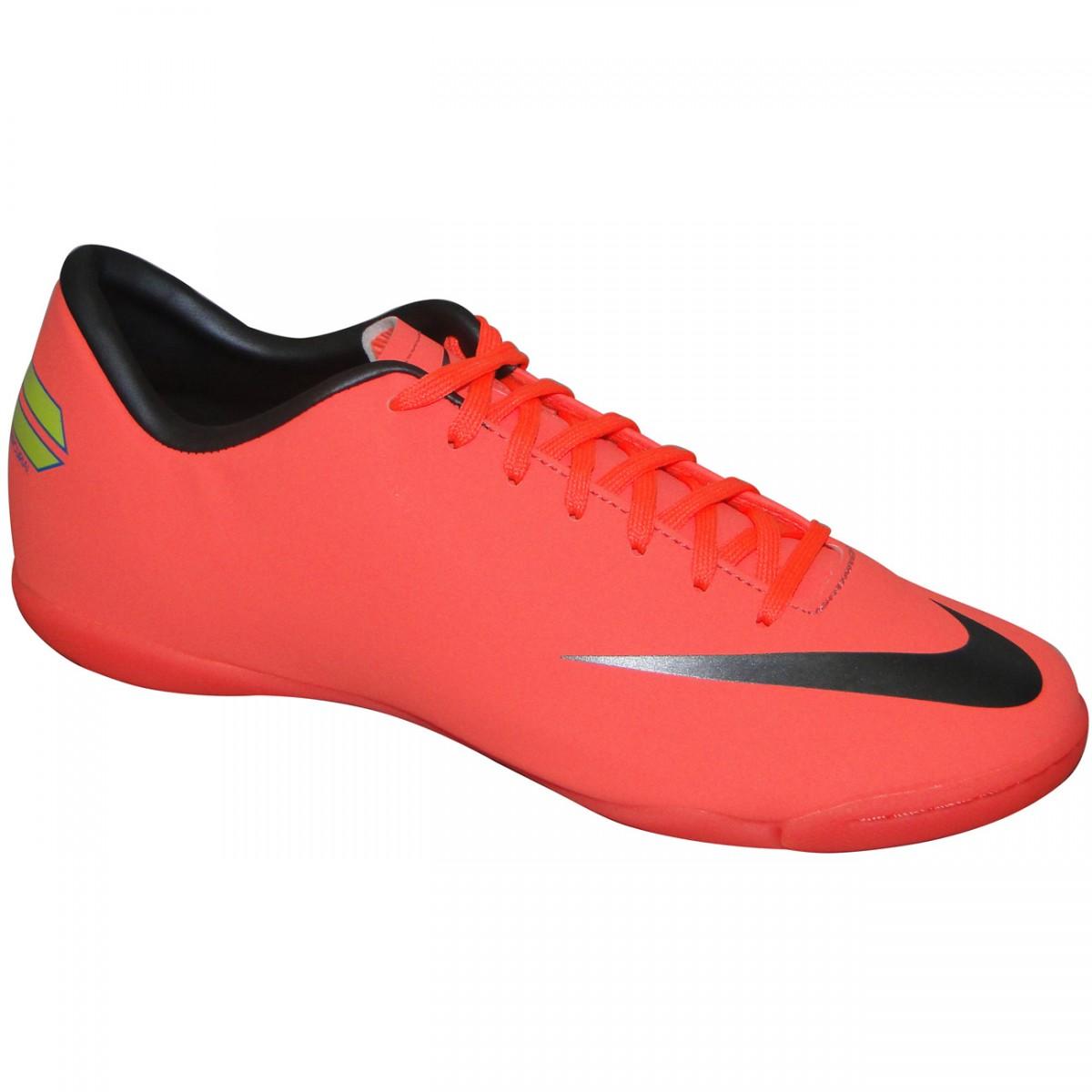 b0211bbfc5204 Tênis Nike Mercurial Victory Iii 2931 - SALMÃO - Chuteira Nike ...