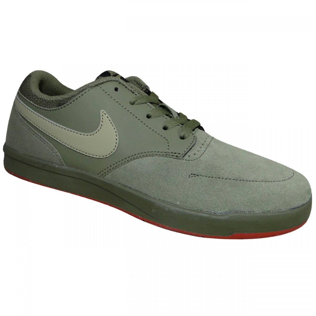 reputable site 82c76 374ff Tenis Nike SB Fokus 749477 200 - VerdeMilitar - Chuteira Nike, Adidas.  Sandalias Femininas. Sandy Calçados