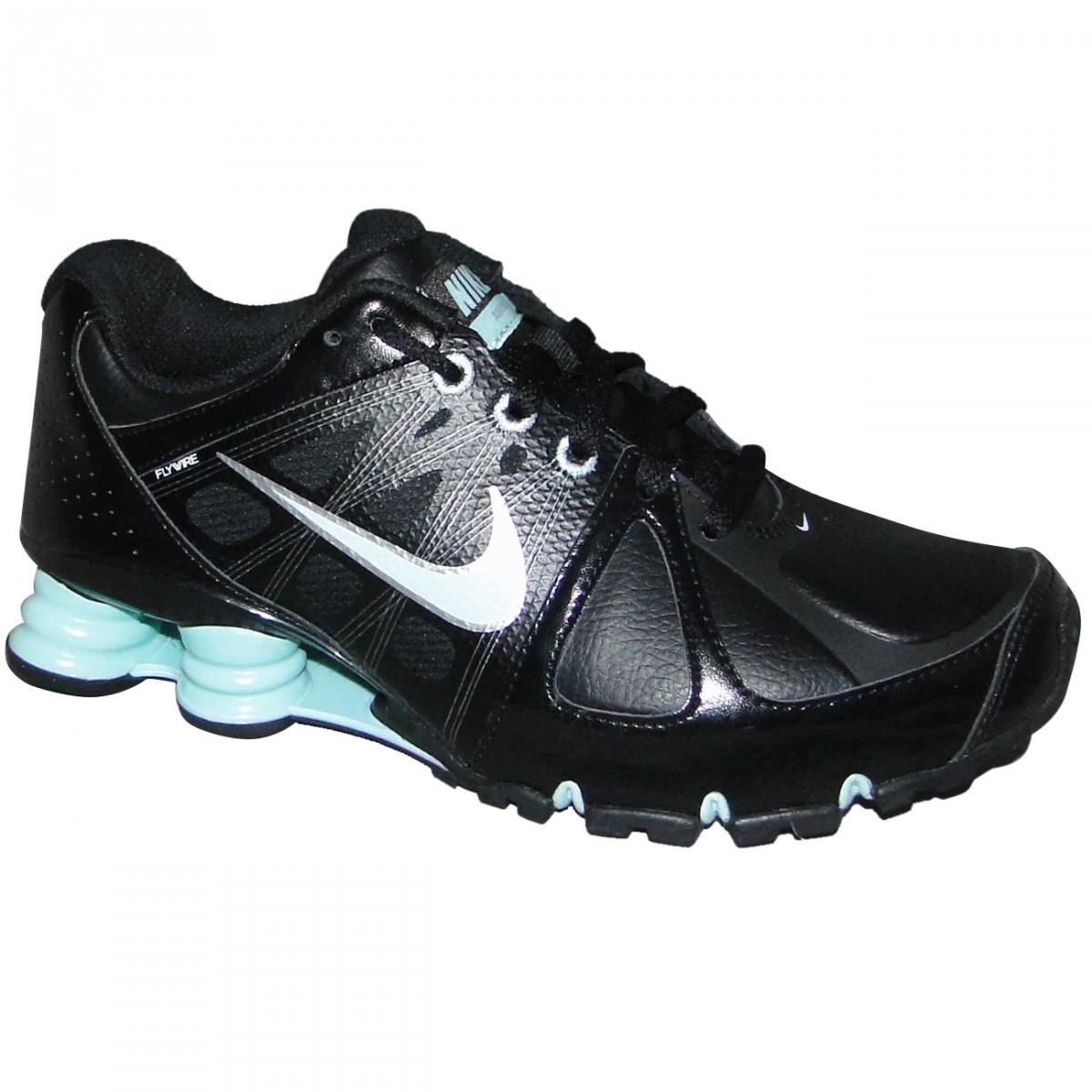 Tênis Nike Shox Agent Sl 510960002 - Preto Verde - Chuteira Nike ... 4e6cbf92564