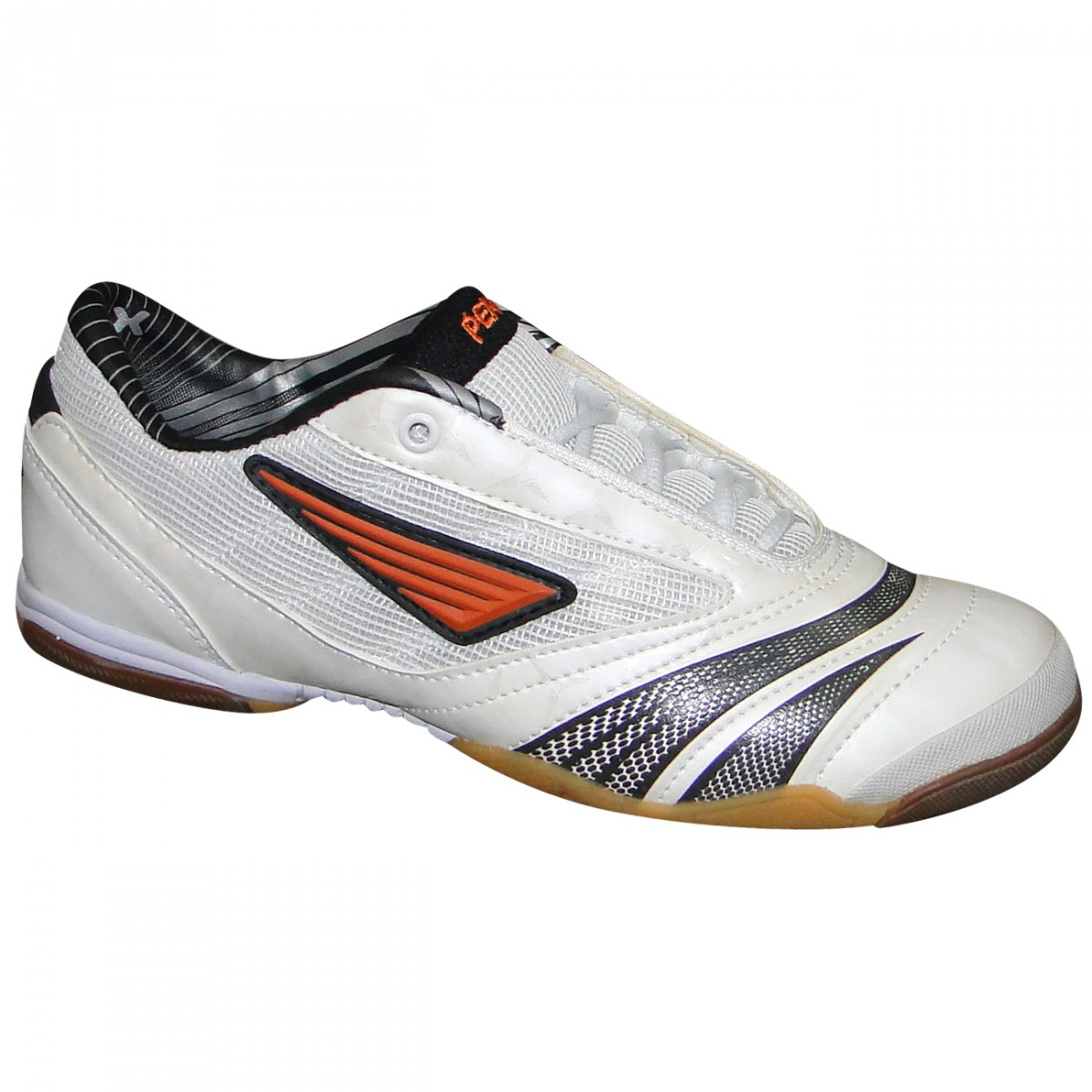 eaae069b84972 Tênis Penalty Max Viento 3185 - BRANCO PRETO LARANJA - Chuteira Nike