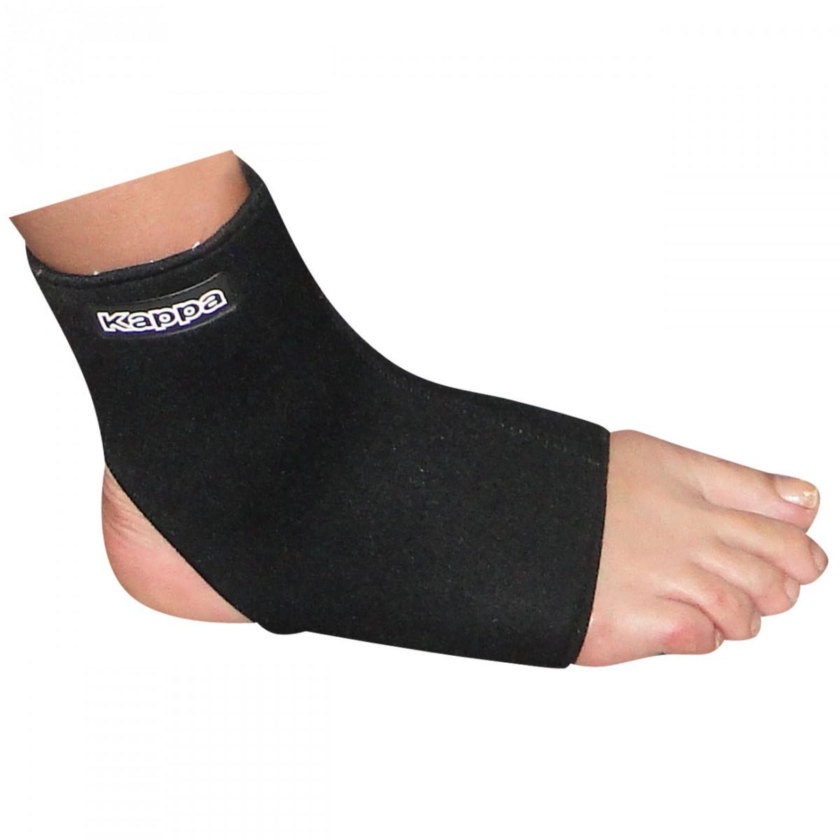 abcb4125ab172 Tornozeleira Kappa 57993 579993 - Preto - Chuteira Nike, Adidas. Sandalias  Femininas. Sandy Calçados