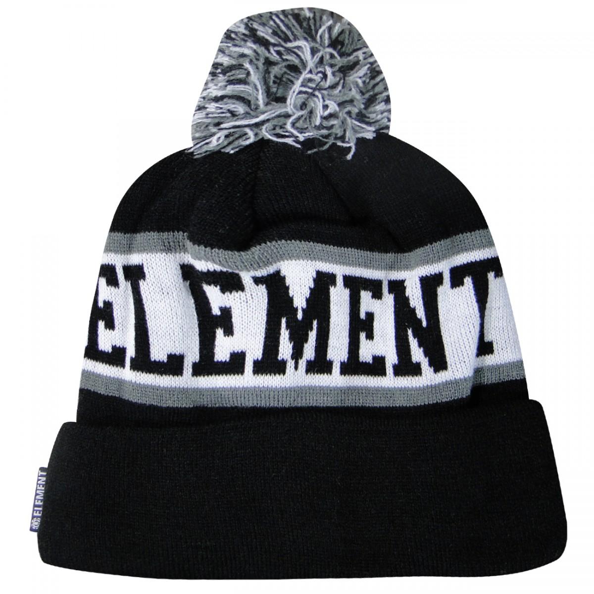e1a81dcb87c5d Touca Element Fairfax MABNCFAI - Preto Chumbo - Chuteira Nike ...
