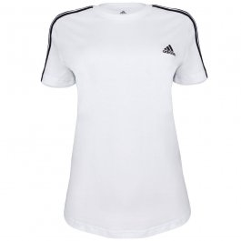 Imagem - Camiseta Adidas Fem 3 Listras - Gl0783