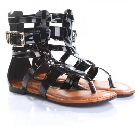 Sandália Gladiadora BEBECÊ