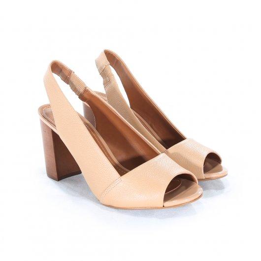 Sapato Loucos e Santos Salto Bloco