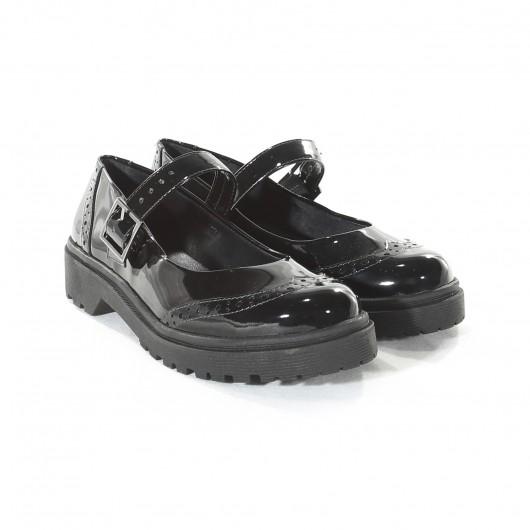 Sapato Uze Verniz