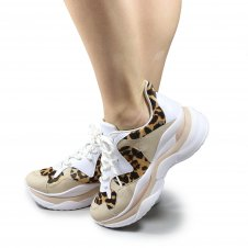 Imagem - Tenis Tanara Chunky Sneaker cód: 027465