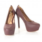 Sapato Crysalis Correntes
