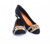 Sapato Pedrarias CRYSALIS