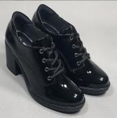 Sapato Quiz Salto Bloco