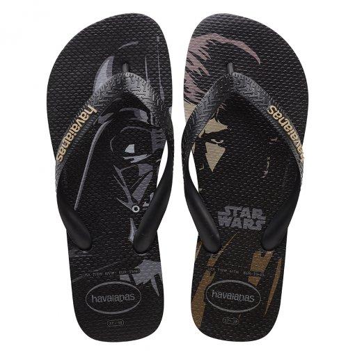 Havaianas Star Wars Preto