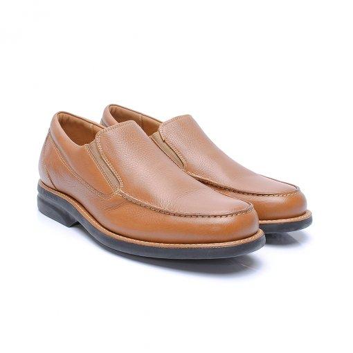Sapato Anatomic Gel 40098 cor Conhaque