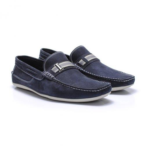 Sapato Casual Jovaceli 6501 cor Marinho