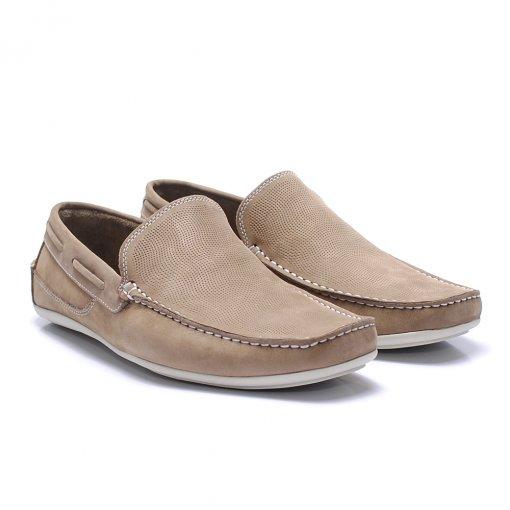 Sapato Casual Jovaceli 6602 cor Rato