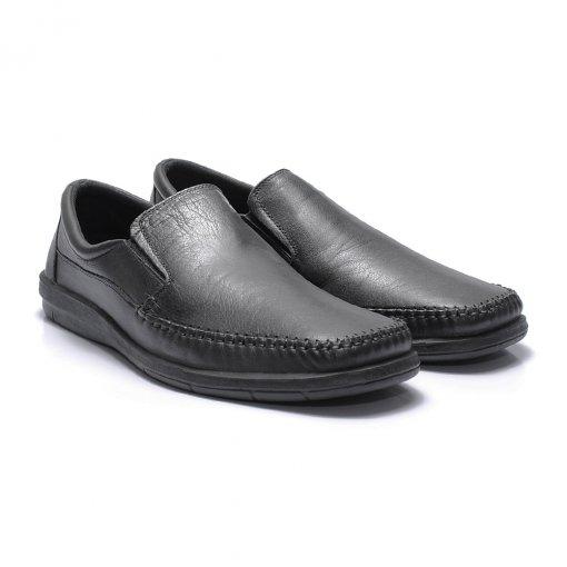 Sapato Jovaceli Casual 11000 cor Preto