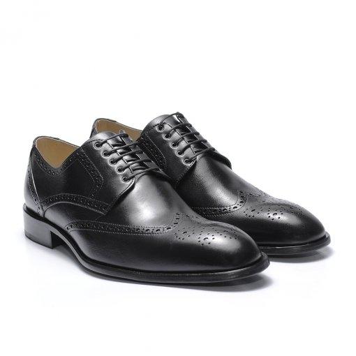 Sapato Scatamacchia LD-01 cor Preto