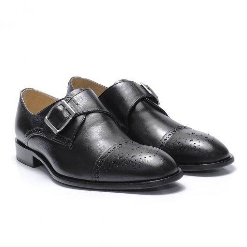 Sapato Scatamacchia LD-07 cor Preto