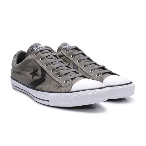 Tênis Converse Star Player Cinza