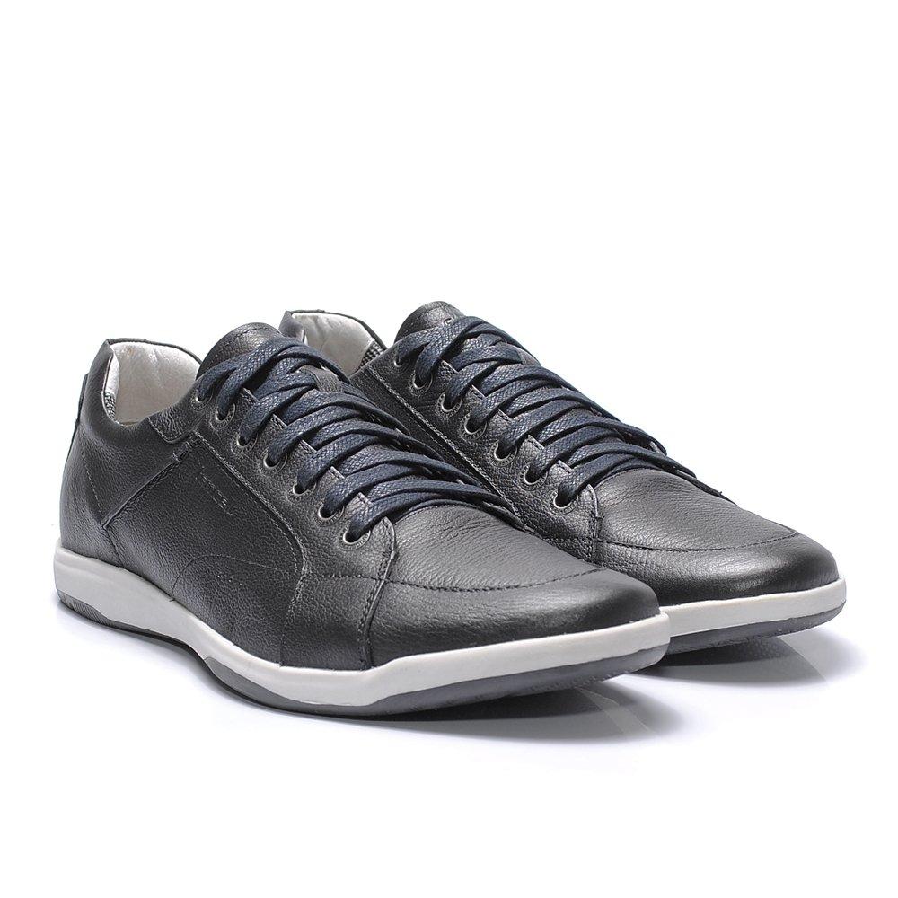 158f57610a Sapatênis Ferricelli SP40495 cor Preto - - Sapato Grande - Sapatos ...
