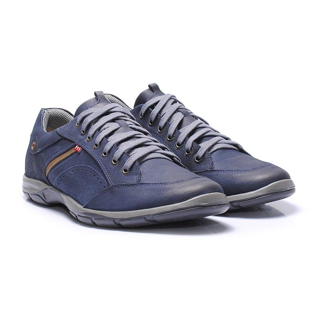 Sapatênis Ferricelli ZR42475 cor Marinho - - Sapato Grande - Sapatos ... e025466a51409