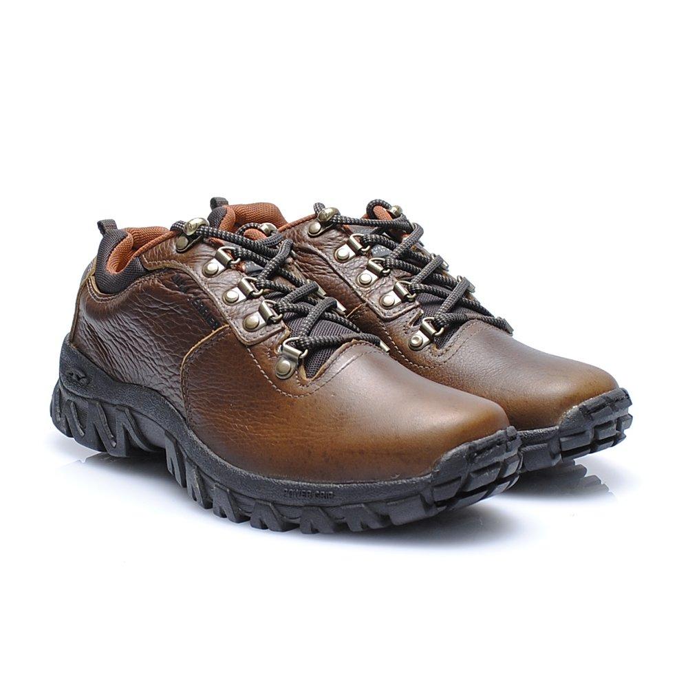 61b659e86 Tenis Bull Terrier Desert cor Bufalo - - Sapato Grande - Sapatos ...