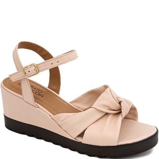 Anabela Knot Numeração Especial Sapato Show 15152