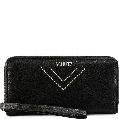 Bolsa Carteira Feminina Grande Em Couro Schutz S460580149