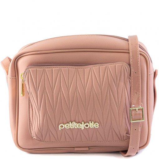 Bolsa Crossbody Cassy Texturizada Verão Petite Jolie PJ5213