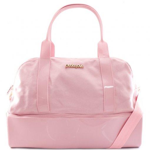 e163f5723b Bolsa Grande Weekend Bag Petite Jolie 3175 - Pink