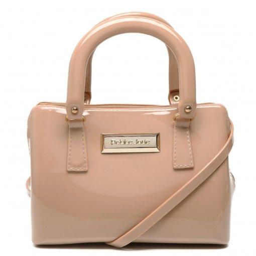 Bolsa Petite Bag Petite Jolie 1241 - Nude  Sapato Show-6862