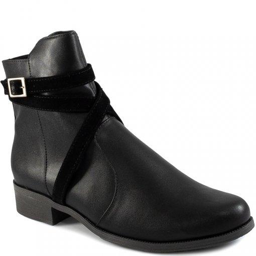 Bota Com Fivela Numeração Especial 2021 Sapato Show 020230