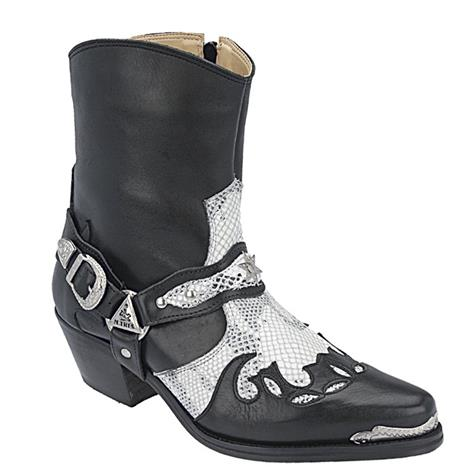 Bota estilo Country Masculina MTrez - 9075 Preto