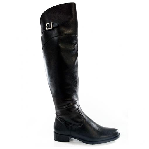 Bota Feminina Over Boot Naturali - 838003