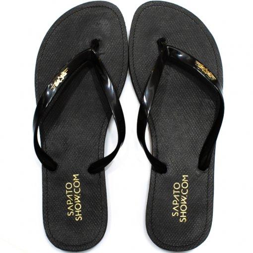 Chinelo Feminino Broche Verão 2020 Sapato Show 01837192