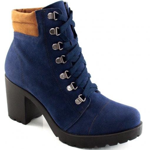 Coturno Feminino Tratorado Sapato Show 022