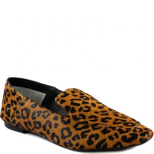 Loafer Square Toe Animal Print Winter 2020 Schutz S207100023