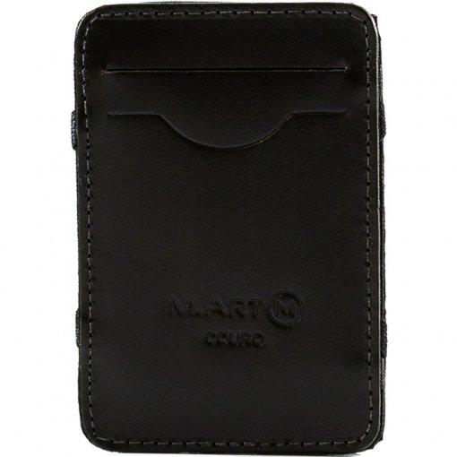 Mini Carteira Porta-Cartões Mágica Masculina Mariart 88