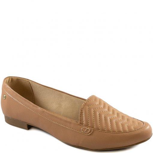 Mocassim Matelassê Numeração Especial Sapato Show 30041120