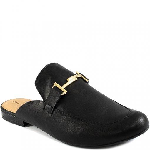 Mule Com Fivela Numeração Especial 2021 Sapato Show 050300
