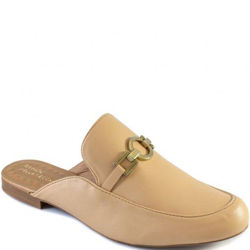 Mule Fivela Numeração Especial Sapato Show 3038741