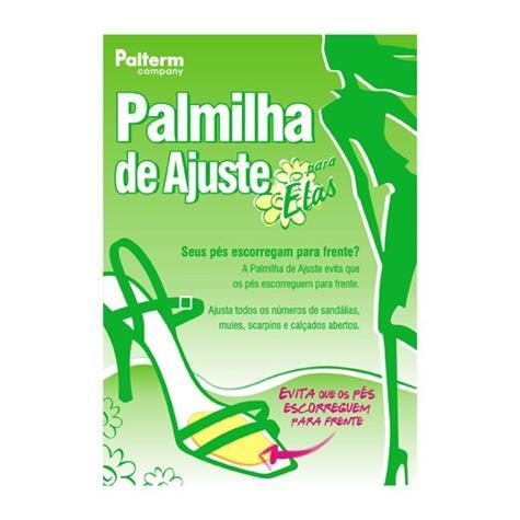 Palmilha de Ajuste