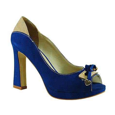 Peep Toe Carolina Castro 1167