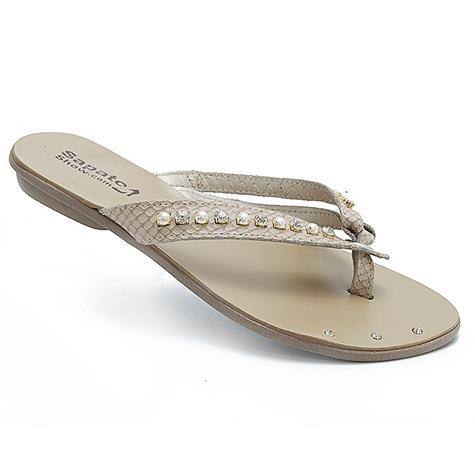 Rasteira de Strass Sapatoshow 10
